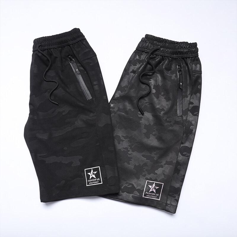 迷彩五分短裤男 L-5XL   95%聚酯纤维  5%氨纶