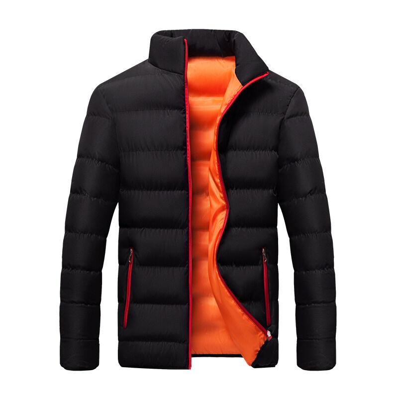 冬季跑量棉衣男士外套韩版修身加厚棉袄冬季新款棉服短款潮流休闲