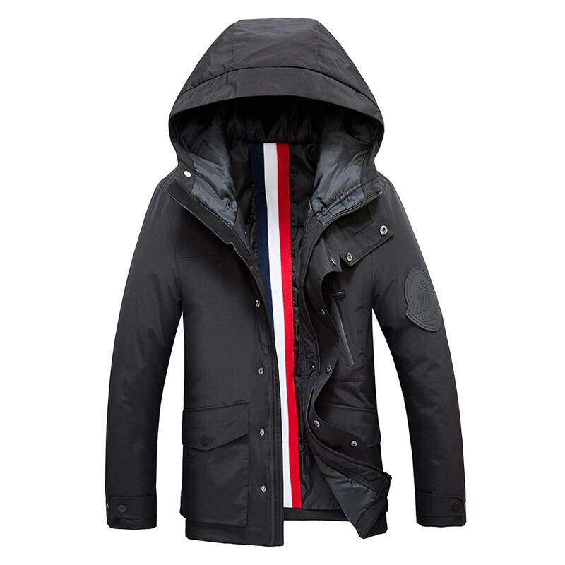 棉衣男士加厚外套冬季2019新款加厚冬装男生棉袄潮流短款工装