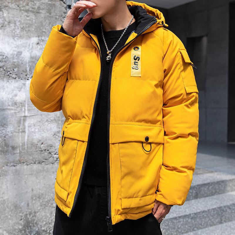 L-5XL大码2019主推款工装棉衣男冬季短款男外套羽绒棉