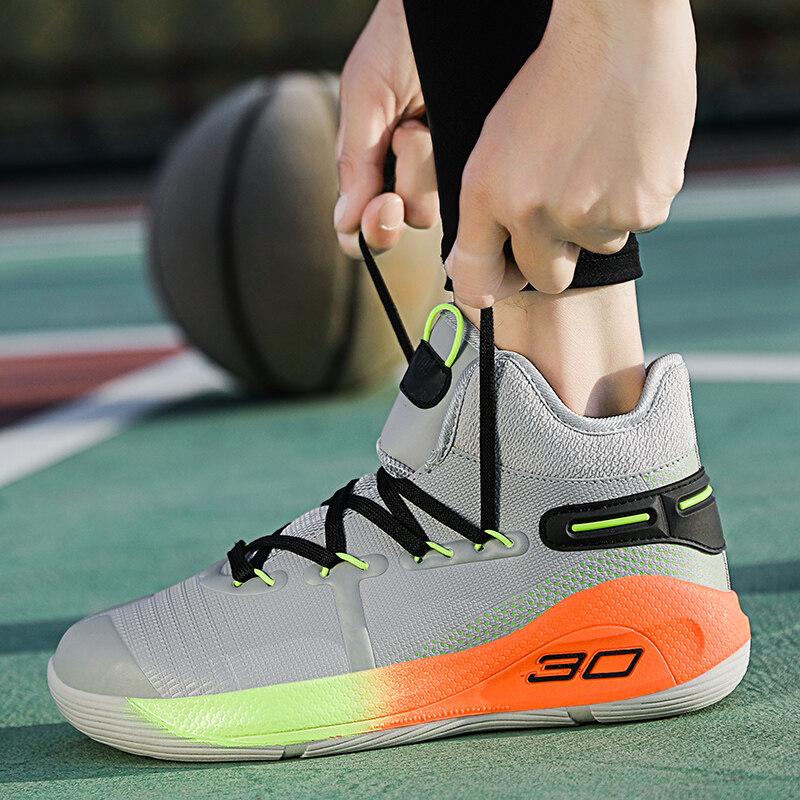 顺盛 111 爆款库里六代篮球鞋4色 37-45 P57