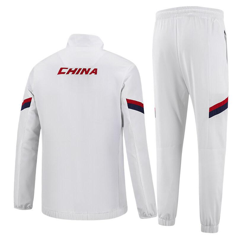 运动服女春季新款长袖运动套装团体活动卫衣男跑步运动服情侣套装