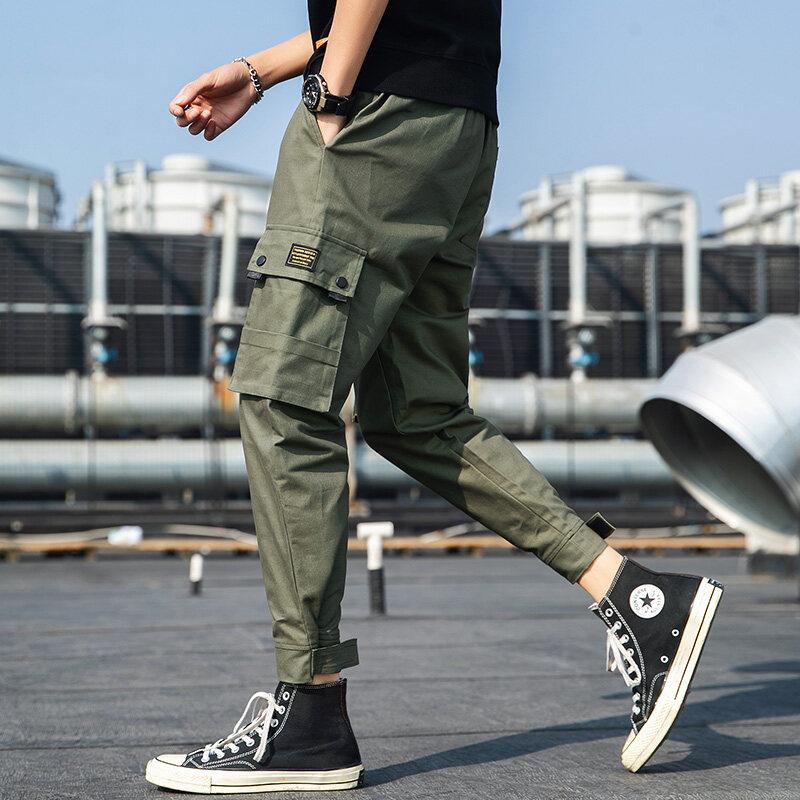 893款纯棉工装裤