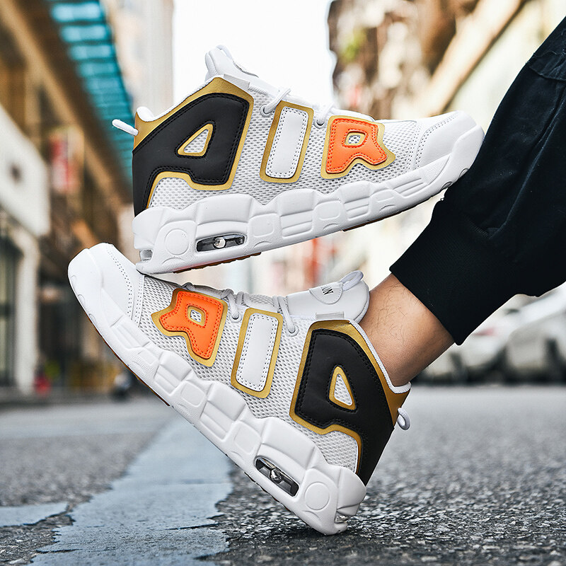 N601权志龙同款AIR篮球鞋春夏季青少年运动跑步鞋