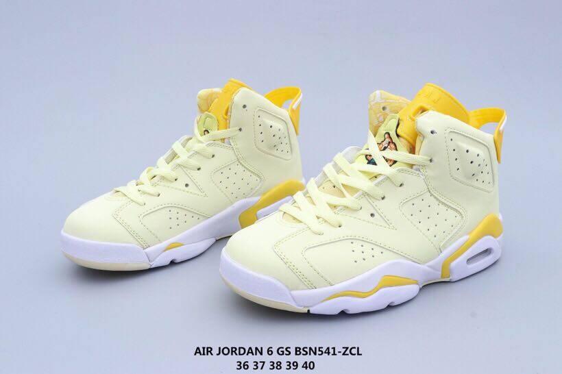 BSN541-ZCLAJ6乔6 女子文化篮球鞋