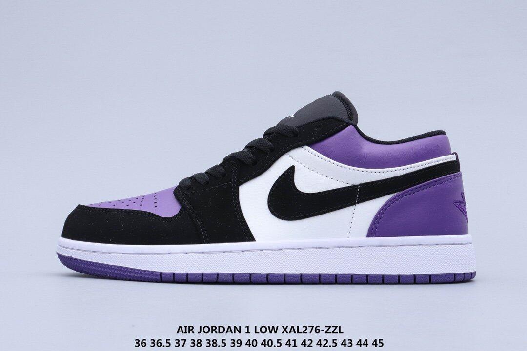 1008 AJ1 乔丹1代低帮篮球鞋 男女款 莆田鞋