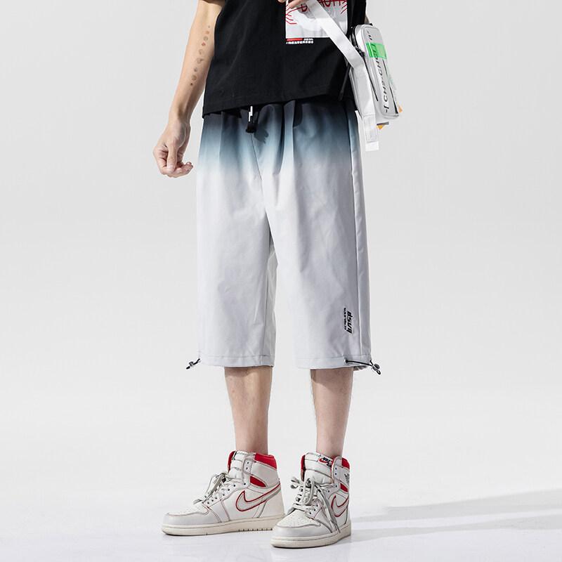G-7522020新款夏季运动短裤男士潮宽松潮牌ins五分裤休闲薄款潮
