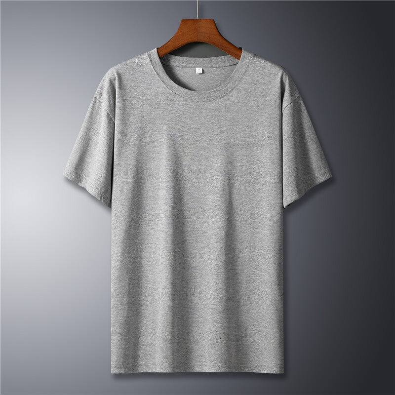 NZTPOI夏季男士短袖t恤棉新款上衣服夏天宽松潮流潮牌半袖男生