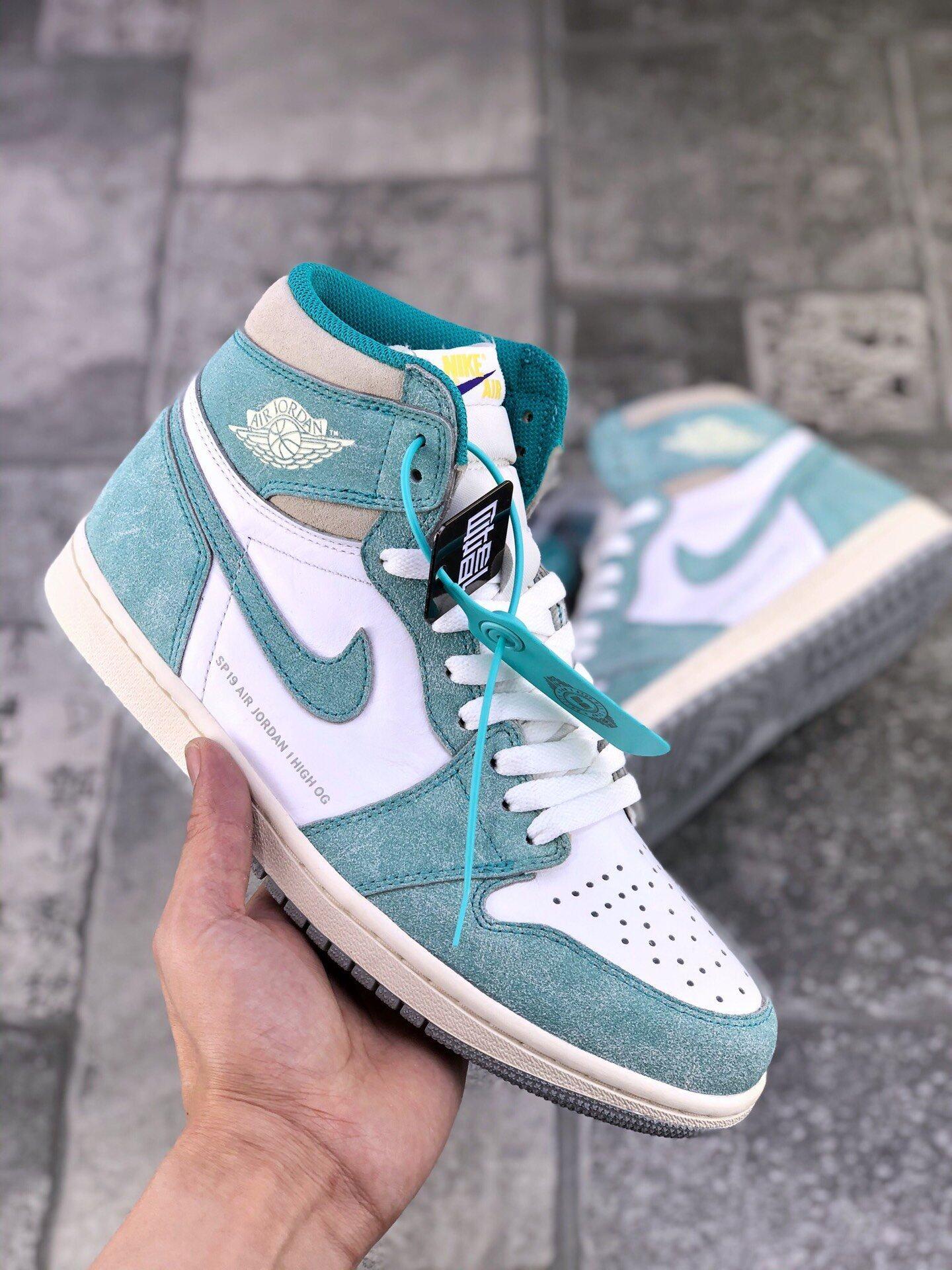 959Air Jordan 1 AJ1 男女高帮休闲篮球鞋 莆田鞋