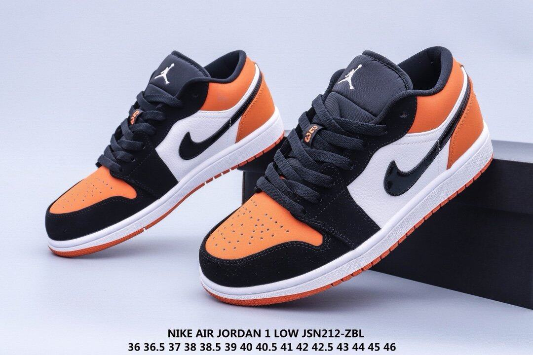 212 AJ1 Low 男女款夏季低帮休闲时尚运动板鞋 莆田鞋