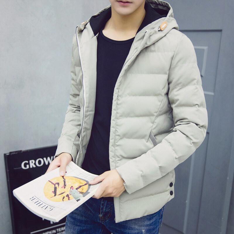 2016新款冬季棉衣男韩版青年加厚修身棉服男短款潮男士棉袄外套男