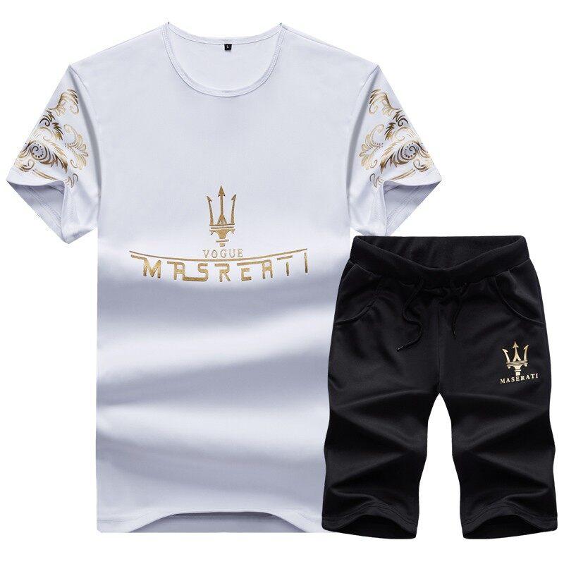 SY-04时尚短袖圆领T恤