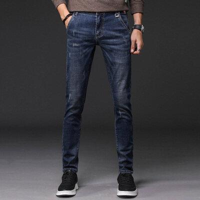 时尚轻奢 牛仔长裤 1825黑色-1826蓝色  6套图+视频