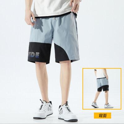 042050男士短裤夏季薄款潮流五分裤子宽松闲健身运动裤男