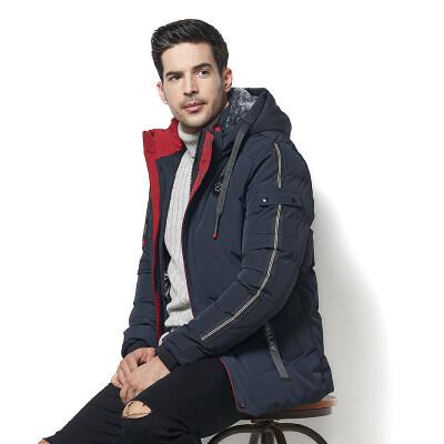 2018冬季新款欧美风大码中青年棉衣保暖防风御寒外贸外套跨境