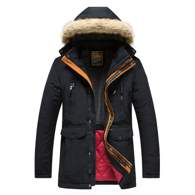 2018冬季新款男士棉衣外套棉服青年棉衣加厚