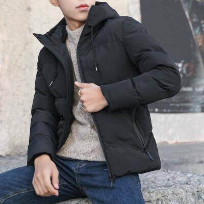 2018新款棉衣男冬季加厚短款韩版潮流小棉袄冬天衣服外套