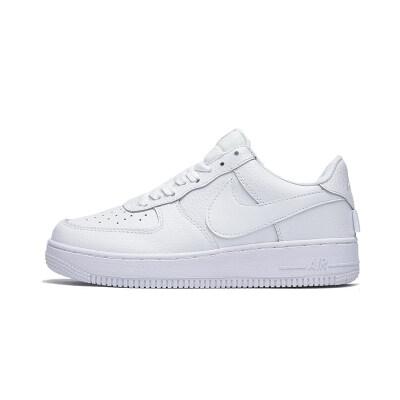 空军一号低帮男鞋二层皮休闲板鞋女鞋