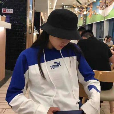 2019春户外运动刺绣情侣带帽卫衣574865-002