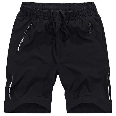 运动短裤男休闲裤女速干跑步训练健身中裤篮球宽松球裤五分裤裤子