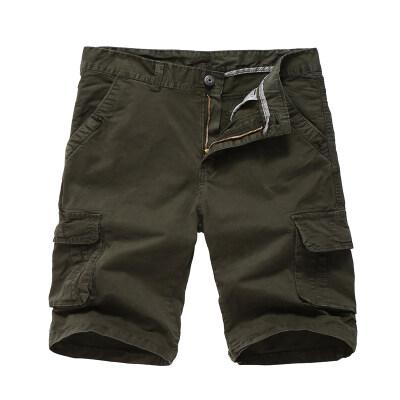 跨境外贸工装短裤休闲裤夏季青年短裤潮