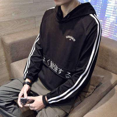 逸秀木木 W19109-P55 25%棉75%聚酯纤维 春装大码卫衣外