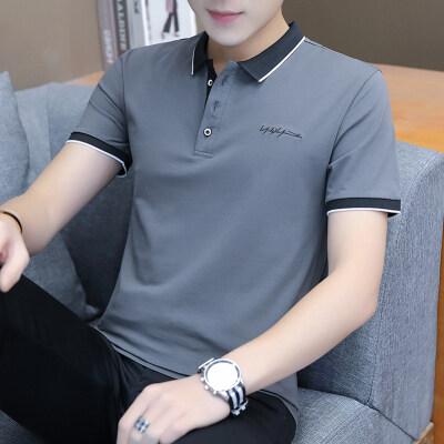 T125款 POLO衫 2019夏季新款短袖