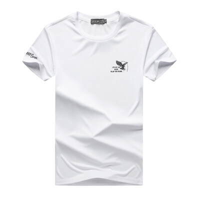 JEEP/吉普2019 新款短袖T恤衫圆领特价爆款3259