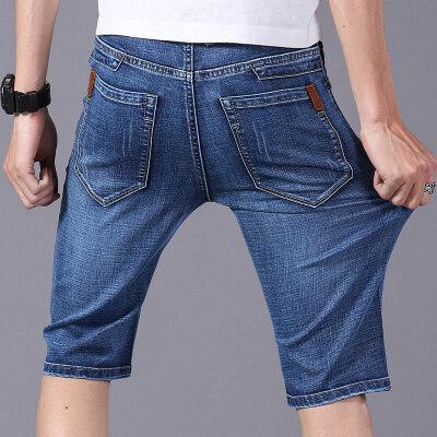 主推牛仔五分裤517 黑色 蓝色(多套图片) 长裤816