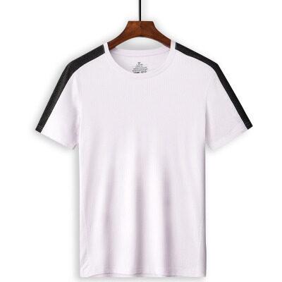 户外速干t恤男短袖夏季跑步运动弹力透气吸汗快干健身速干衣