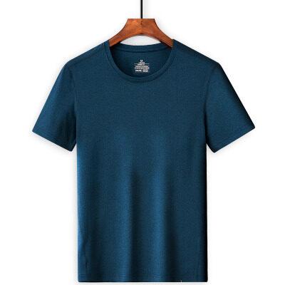 速干衣男短袖大码吸汗透气健身服快干衣运动半袖户外t恤跑步服