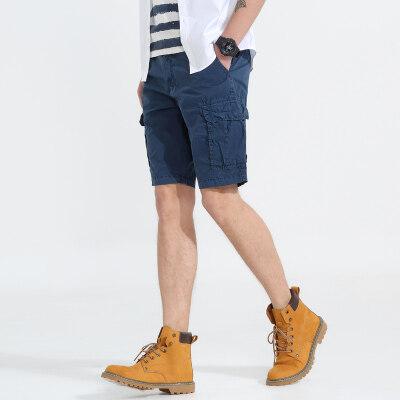 2019夏季新款短裤男五分裤潮牌休闲裤工装裤