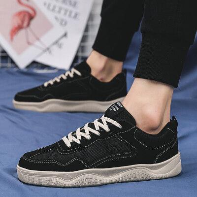 长红L19透气网面板鞋帆布潮鞋39-44-40元 量大价优