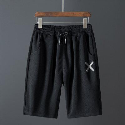 2019夏季新款短裤男夏季宽松休闲五分裤外穿沙滩裤