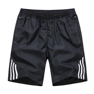 运动短裤男跑步健身速干潮休闲五分男夏季宽松训练中裤大码篮球裤