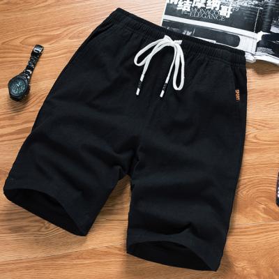 全棉短裤男士2019夏装新款韩版潮流运动大裤衩百搭五分沙滩中
