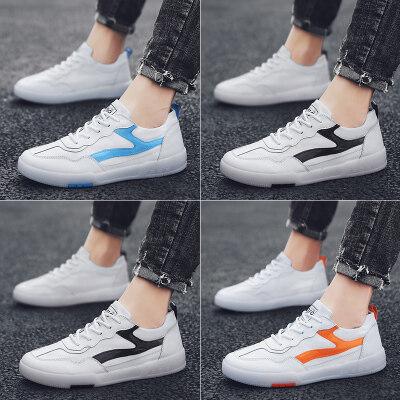 夏季新款低帮鞋男板鞋男潮鞋 LK01911