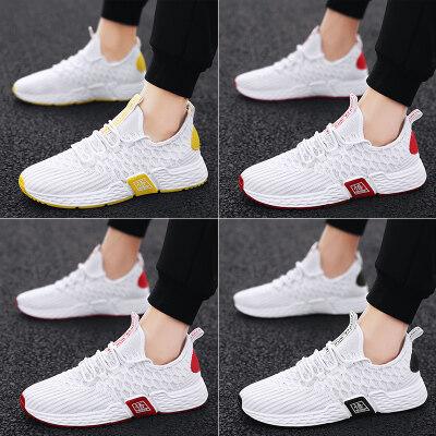 飞织鞋男鞋网布透气鞋运动鞋潮鞋夏季透气四季鞋 LK77555