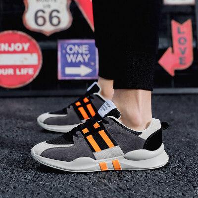 尚驰XW01爆款时尚休闲运动鞋学生板鞋 男鞋39-44批48