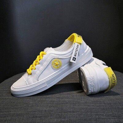 秋夏季新款小白鞋平底百搭时尚学生休闲运动女鞋