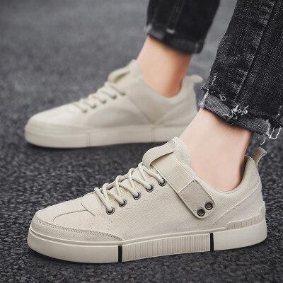 【誉诚鞋业-9961】爆款帆布板鞋