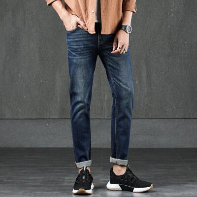 2019新款潮流时尚男士牛仔裤