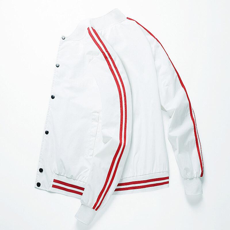 男士冬季外套2020新款春秋马克华菲同款帅气学生工装秋冬夹克