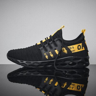 刀锋男鞋透气休闲运动韩版潮流原宿风国潮鞋ins超火的鞋子跑步鞋