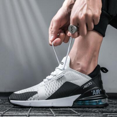 外贸爆款春夏透气款运动AIR气垫运动跑步鞋情侣鞋