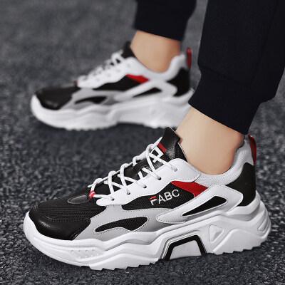 长红9906潮流老爹鞋运动休闲鞋39-44-P45 量大价优