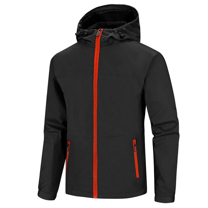 男士团购外套2020新款春秋压标休闲公版风衣学生秋冬夹克
