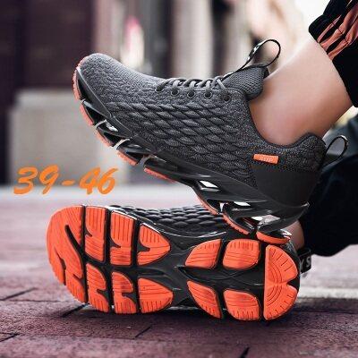 满足【G110】刀锋男鞋白鞋休闲运动鞋百搭秋季战士旅游潮鞋3