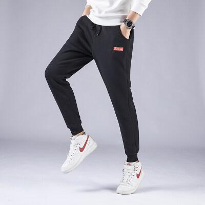 M-8XL大码男装休闲裤运动裤青年小脚裤秋季新品主推款跑量