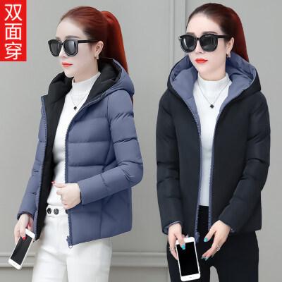 现货一件代发女子棉衣冬季小棉袄棉衣女短款2019新款冬装